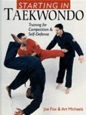 Starting In Taekwando: Training For Competition & Self-Defense