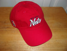 New Jersey Nets Hat Cap NWT Free Shipping!