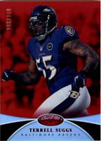 2013 Certified Mirror Red Football Card Pick