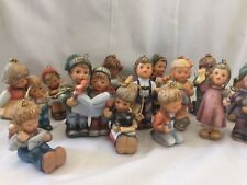 Beautiful Goebel Berta Hummel Collectible 15 Ornaments Figurines COA MINT