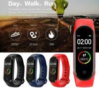 Smart band M4 Fitness Tracker Watch Sport bracelet Heart Rate Blood Pressu
