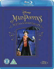 Mary Poppins 50th Anniversary Edition Blu-ray Region