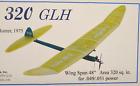 "SATELLITE 320 GLH, Laser Cut, Free Flight Kit, W/S 48"" 1/2A Power"
