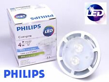 Philips 4w MR16 GU5.3 12v Cool White 24D 260lm 520mA Corepro LED Bulb