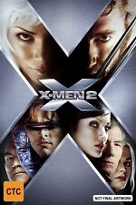 X-Men 2 DVD, 2004, 2-Disc Set HALLE BERRY HUGH JACKMAN Brand New Region 4 dvds