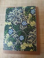 William Morris Seaweed pattern cards notelets Kraft env 20 pack folded A6 blank