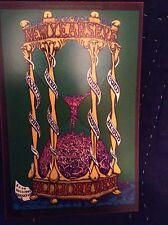Vanilla Fudge/Richie Havens/Youngbloods/Cold Blood Original Bill Graham Postcard
