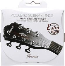 Ernie Ball 2568 Aluminum Bronze Light Akustik Gitarre Satz Saiten Strings