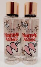 2 VICTORIA'S SECRET SHOWTIME ANGEL FRAGRANCE BODY MIST PARFUMEE 8.4 oz