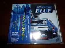 Phantom Blue / Built To Perform JAPAN w/Sticker APCY-8138 NEW!!!!!!!!! A2