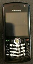 Mint Used BlackBerry Pearl 8100 Black Cell Phone UNLOCKED Fast Shipping
