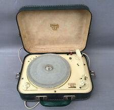 Ancien tourne Disque TEPPAZ ECO LYON pic up vintage french antique turntable