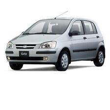 Hyundai Getz 2002-2005 vorne Stoßstange in Wunschfarbe lackiert, neu