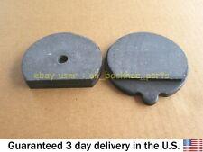 JCB BACKHOE - HAND BRAKE PADS ROUND (PART NO. 15/920103 478/00849 15/913501)
