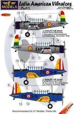 LF Models Decals 1/72 VULTEE BT-13 LATIN AMERICAN VIBRATORS Part 6