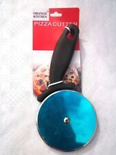 ROULETTE A PIZZA COUPE PIZZA PRATIQUE  ACIER INOXYDABLE DIAMETRE 10 CM