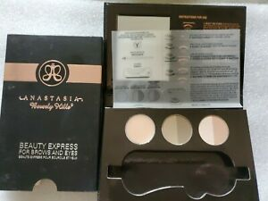 ANASTASIA Beverly Hills for BROWS AND EYES (no stencils ,no brush) BLONDE