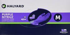 100 Gloves Purple Nitrile Gloves Kimberly Clark Exam Powder Free Medium