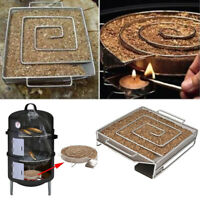 BBQ Cold Smoker Generator Grill Cooking Tool wood Chips Smoking Meat Accessories