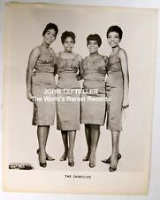 ORIGINAL 1960's 8x10 Publicity Photo The Shirelles Soul