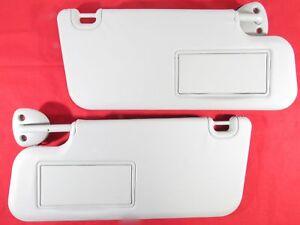 DODGE RAM 1500 2500 3500 Illuminated Left & Right Side Sun Visor NEW OEM MOPAR