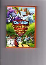 Tom & Jerry - Robin Hood und seine tollkühne Maus (2012) DVD #11928