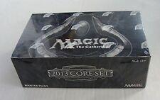 MAGIC THE GATHERING M13 CORE 2013 SET BOOSTER BOX ENGLISH SEALED FREE SHIPPING