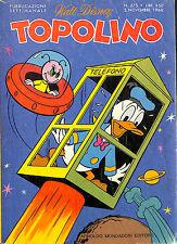 [215] TOPOLINO ed. Mondadori 1968 n.  675 stato Buono