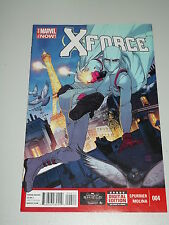 X-FORCE #4 MARVEL COMICS NM (9.4)