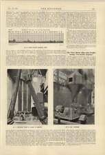 1921 Bettington Boiler For Burning Pulverised Coal Under Construction