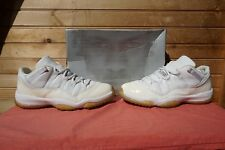 65720cfd5230 2000 Nike Air Jordan 11 Retro Low White Light Zen Grey Sz 10 (4848)