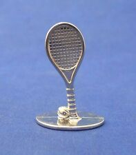 Scene it? Sports Powered By ESPN DVD Game Tennis Racket Replacement Token Silver