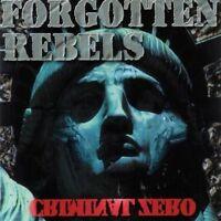 Forgotten Rebels Criminal zero (1994) [CD]