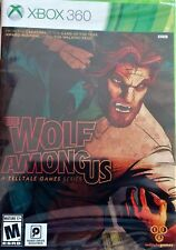 THE WOLF AMONG US VIDEO GAME XBOX 360 WALMART RECONDITIONED FREE SHIPPING