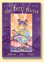 The Fey by Lo Scarabeo Tarot CARD DECK & Booklet Set LO SCARABEO