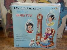 les chansons de Bob et Bobette -bonjour monsieur Printemps - Pathé EA 47