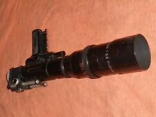 Novoflex Noflexar 40cm /5.6 Schnellschuss-Objektiv. Starke Gebraucht-Spüren!