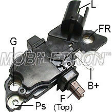 Bosch Type Alternator Voltage Regulator Citroen Fiat Peugeot Mob 232193 Vr-B263