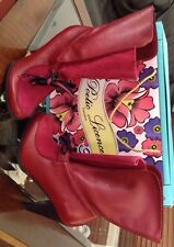 Poetic LicEnce London Heels Shoes Boots Size 38.5 Or 7.5 Fits 39 Or 8 $200 New