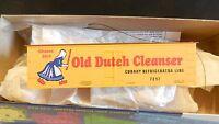 Roundhouse MDC HO 36' Old Dutch Cleanser  wood truss rod reefer NIB Kit