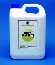 British Nova Nova Starbrite Emulsion Polish Floor Stripper Box Of 2 x 5 Litres