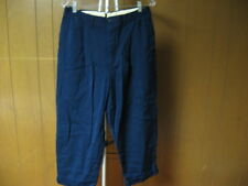 Vintage Men's Dark Blue Dress Pants Slacks