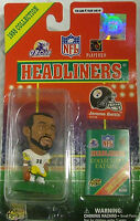 """JEROME BETTIS  PITTSBURGH  3"""" 1998 NFL Headliners Football Figure Collectible"""