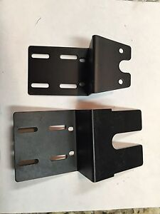 New Steel Barbecue Rotisserie Motor Bracket. Free Shipping