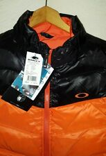 Oakley Japan Skull Goose Down Puffer Ski Snow Vest Jacket: Small (New With Tags)