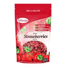 Morlife Dried Strawberries 300g | Antioxidants | Dried Fruit
