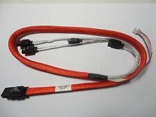 MINI SAS 4i SFF-8087 36P To 4 SATA 7P HDD Hard Drive Splitter cable