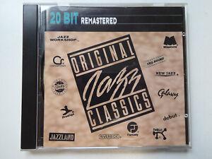 VARIOUS <>  Original Jazz Classics  <> VG+ (CD)