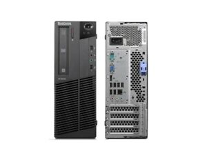 LENOVO M82 SFF Quad Core i5 3470 3.2GHz 4GB RAM 500GB HDD DVDRW WIN 10 PRO