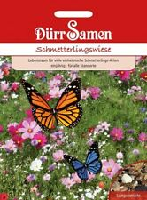Schmetterlingswiese Blumenmischung Dürr Samen Schmetterlinge Wiese Bauerngarten